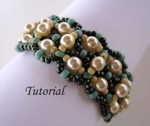 Beading Tutorial Las Perles Bracelet