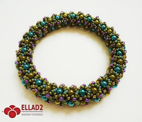 Beading-Tutorial-Joyful-bangle-by-Ellad2