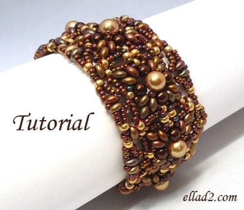 Beading Tutorial Medini Bracelet