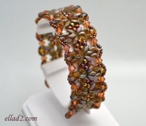 Beading Tutorial Annelies-Bracelet-Ellad2