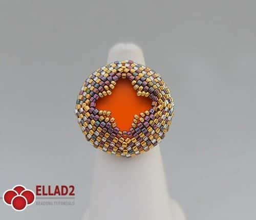 Alisia Ring - Beading Patterns and Tutorials by Ellad2