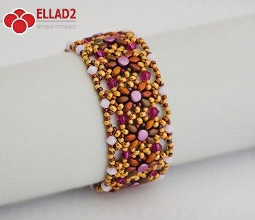 amaris bracelet -Ellad2 Beading Pattern