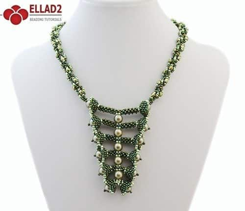 xylophone necklace -Ellad2 Beading Pattern