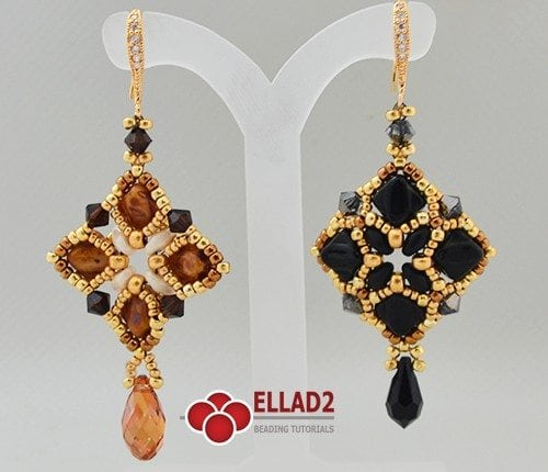 Beading-Tutorial-Silky-Earrings-by-Ellad2
