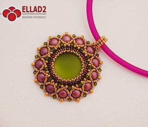 Fabiola Pendant by Ellad2