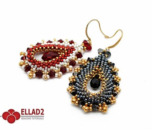 Beading-tutorial-Ovallete-Earrings-Ellad2