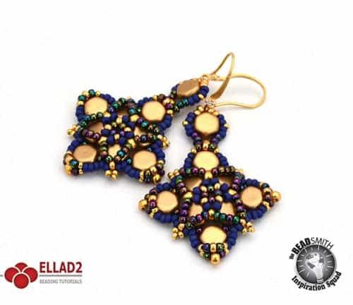 Medena Earrings - Ellad2