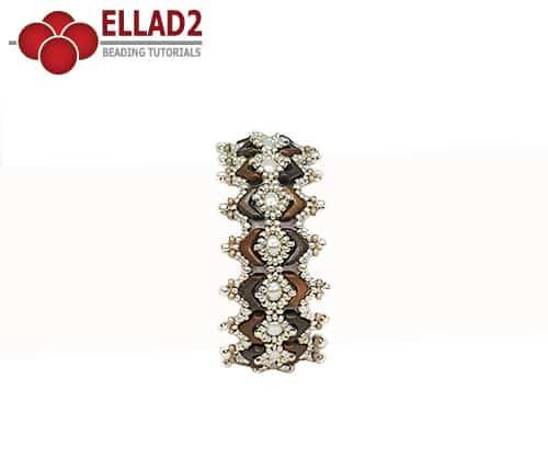 Eva-beads beading tutorial